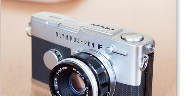 olympus pen ft_7