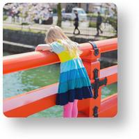 岡崎疎水と少女_icon