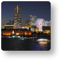 横浜港の夜景_icon