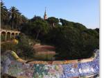 世界遺産 スペイン グエル公園