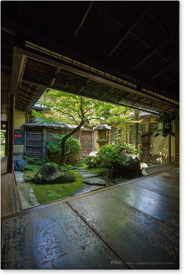 京都 角屋