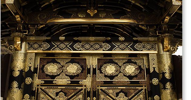 長寺の唐門