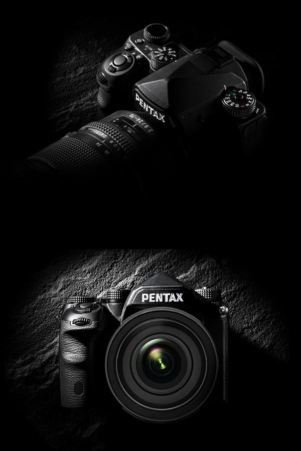 Full Frame PENTAX 2016