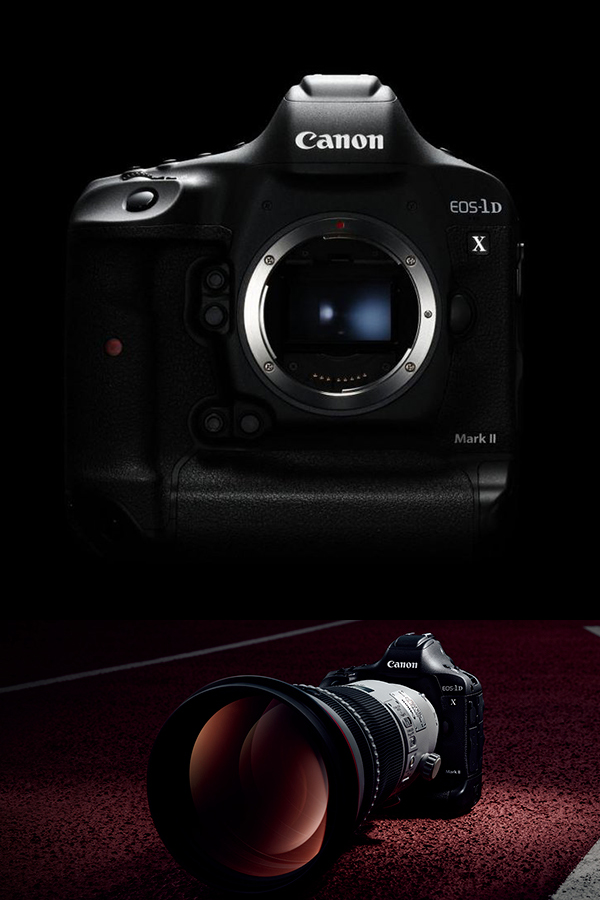 EOS-1D X Mark II