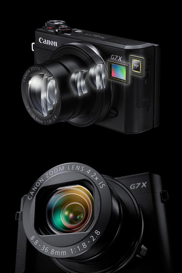 PowerShot G7 X Mark Ⅱ