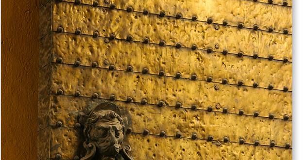 コルドバ メスキータの扉1