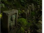 白毫寺の石仏