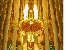 サグラダ・ファミリア祭壇