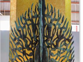 薬師寺の水煙